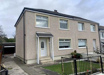 Thumbnail 3 bed property for sale in Craig Street, Coatbridge