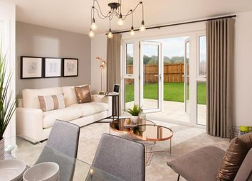 "Thumbnail 3 bedroom detached house for sale in ""Folkestone"" at Cae Brewis, Boverton, Llantwit Major"