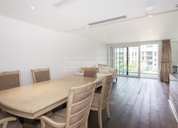 Thumbnail 4 bedroom flat to rent in Central Avenue, Fulham