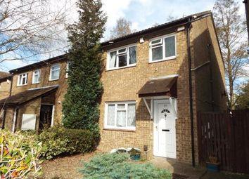Thumbnail 3 bed semi-detached house for sale in Cumbria Close, Houghton Regis, Dunstable, Bedfordshire