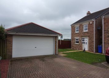 Thumbnail 3 bed detached house for sale in Aysgarth, Cramlington