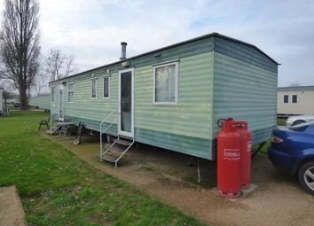 Thumbnail 3 bed mobile/park home for sale in Canada Drive, Billing Aquadrome, Little Billing, Northampton