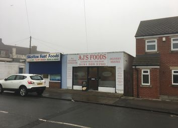 Thumbnail Restaurant/cafe for sale in Potto Street, Shotton Colliery