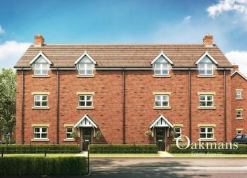 Thumbnail 2 bed flat for sale in Raddlebarn Road, Birmingham, West Midlands.
