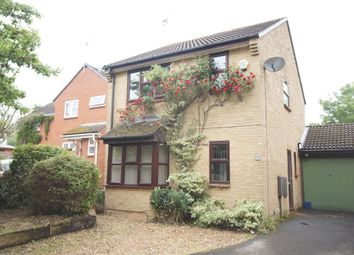 Thumbnail 3 bed detached house for sale in Chatton Close, Lower Earley, Reading, Berkshire