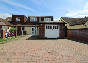Thumbnail 4 bedroom detached house for sale in Theobalds Road, Cuffley, Potters Bar
