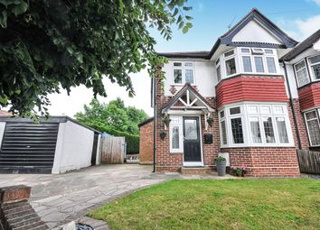 Thumbnail 3 bedroom semi-detached house for sale in Leamington Close, Bromley