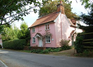 Thumbnail 3 bedroom detached house for sale in Barrack Lane, Lower Ufford, Woodbridge