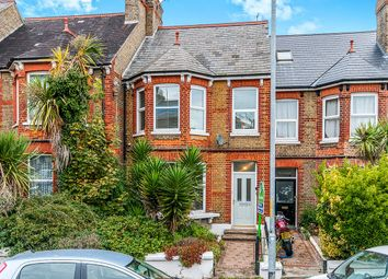 Thumbnail 4 bed terraced house for sale in Ellington Road, Ramsgate