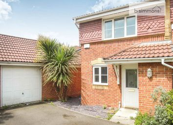 Thumbnail 2 bed terraced house to rent in Bessemer Close, Langley, Slough