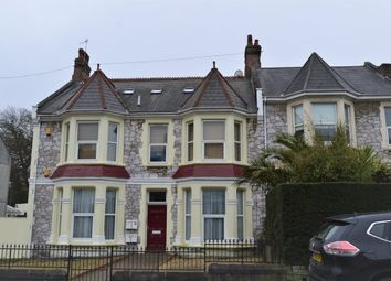 Thumbnail 2 bed flat to rent in Milehouse Road, Plymouth
