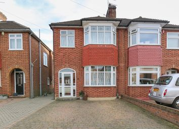 3 bed semi-detached house for sale in Amberley Road, Enfield EN1