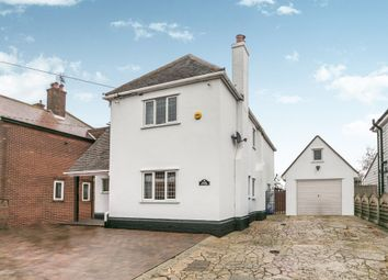 Thumbnail 4 bed detached house for sale in Inworth Road, Feering, Colchester