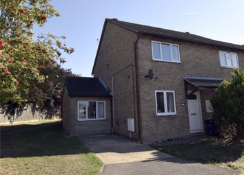 Thumbnail 2 bed end terrace house to rent in Thorney Leys, Witney