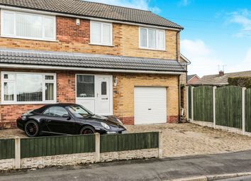Thumbnail 4 bed semi-detached house for sale in Clayfield Avenue, Mexborough