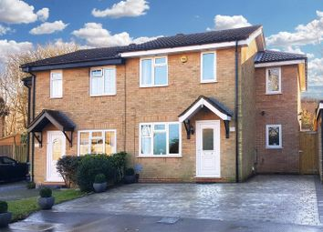 Thumbnail 3 bed semi-detached house for sale in Spenlow Drive, Walderslade, Chatham