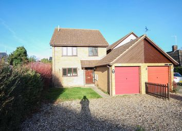 Thumbnail 4 bed semi-detached house to rent in Babraham Road, Sawston, Cambridge