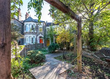 Thumbnail 4 bed terraced house for sale in Brixton Hill, London