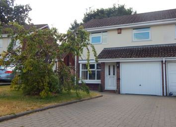 Thumbnail 3 bed semi-detached house for sale in New Meadow Close, Birmingham