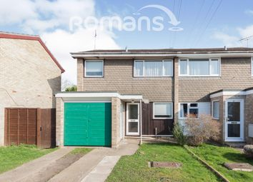 3 bed semi-detached house to rent in Blagrove Drive, Wokingham RG41