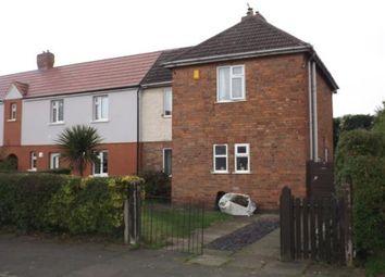 Thumbnail 3 bed end terrace house for sale in Hetley Road, Beeston, Nottingham