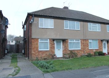 Thumbnail 2 bed maisonette for sale in Holmbridge Gardens, Ponders End, Enfield