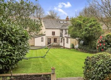 Thumbnail 4 bed terraced house for sale in Lanivet, Bodmin, Cornwall