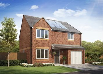 "Thumbnail 4 bed detached house for sale in ""The Balerno  "" at Kirk Lane, Livingston Village, Livingston"