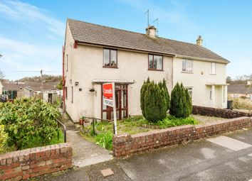 Thumbnail 3 bed semi-detached house for sale in Manor Drive, Ivybridge