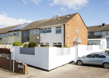 Thumbnail 4 bed terraced house to rent in Manor Way, Risca, Newport