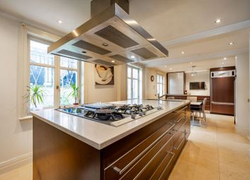 St Johns Wood, London NW8. 5 bed semi-detached house