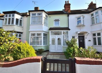 Thumbnail 3 bed terraced house for sale in Thorpe Bay, Essex
