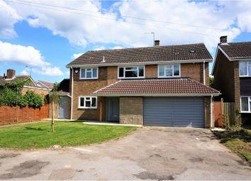 Thumbnail 4 bed detached house for sale in Harlington Road, Upper Sundon