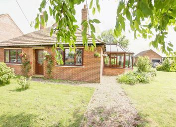 Thumbnail 3 bed bungalow for sale in Church Road, Christchurch, Wisbech