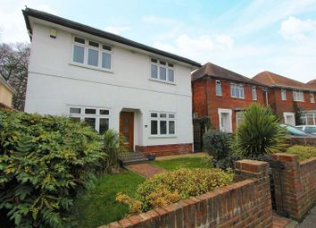 Thumbnail 3 bed detached house for sale in Carisbrooke Drive, Southampton