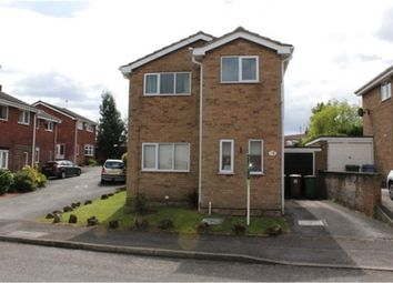 Thumbnail 3 bed detached house to rent in Santon Road, Forest Town, Forest Town, Mansfield, Nottinghamshire
