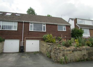Thumbnail 2 bed semi-detached bungalow for sale in Lower Hall Road, Lascelles Hall, Huddersfield