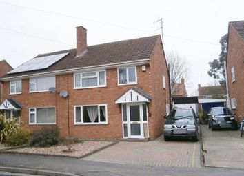 Thumbnail 3 bed semi-detached house for sale in Walton Close, Tewkesbury