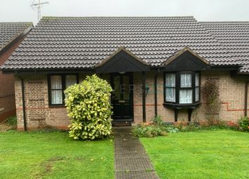 Thumbnail 2 bed semi-detached bungalow for sale in Meadow View, Botcheston, Leicester