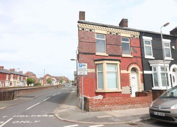 Thumbnail 3 bedroom terraced house to rent in Kings Road, Bootle