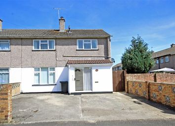 Thumbnail 3 bed end terrace house for sale in Keynsham Walk, Swindon, Wiltshire