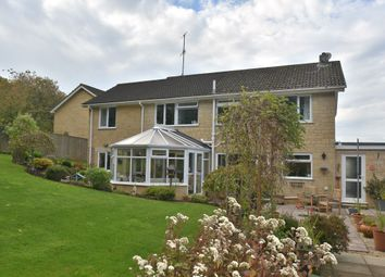 Thumbnail 5 bed detached house for sale in Hantone Hill, Bathampton, Bath