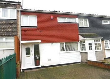Thumbnail 3 bed terraced house to rent in Yorkminster Drive, Chelmsley Wood, Birmingham