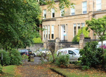 Thumbnail 3 bed flat to rent in Cleveden Crescent, Hyndland, 0Pb