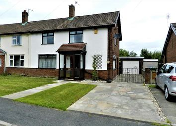 Thumbnail 3 bed semi-detached house for sale in Lansdowne, Culcheth, Warrington, Cheshire