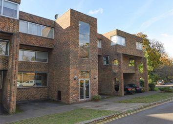 Thumbnail 2 bedroom flat for sale in Stroudwater Park, Weybridge, Surrey