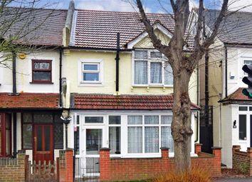 Thumbnail 3 bed end terrace house for sale in Woodcote Road, Wallington, Surrey