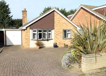 Thumbnail 3 bed detached bungalow for sale in Highland Road, Nazeing, Waltham Abbey