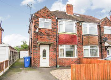 Thumbnail 3 bedroom semi-detached house for sale in Jubilee Road, Shelton Lock, Derby