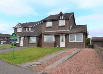 Thumbnail 4 bedroom detached house for sale in Sherry Avenue, Holytown, Motherwell